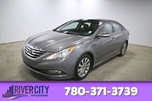 2014 Hyundai Sonata LIMITED Accident Free,  Navigation (GPS),  Leather,  Heated Seats,  Panoramic Roof,  Back-up Cam,  B