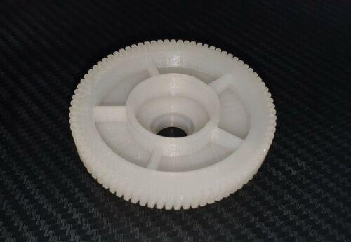 Ingranaggio gear in nylon capote elettrico Alfa Romeo 916 939 Spider 80 denti