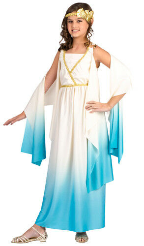 Ancient Greek Goddess Girls Halloween Costume