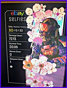Apex Legends 20 Kill and 4K Badge XBOX/PlayStation