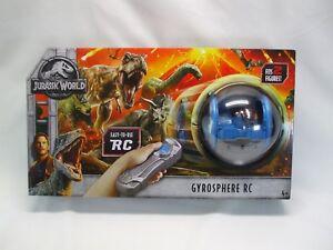 Jurassic World Gyrosphere Rc Par Mattel