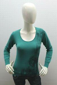 Maglione-TRUSSARDI-Donna-Sweater-Pull-Pullover-Woman-Taglia-Size-XS