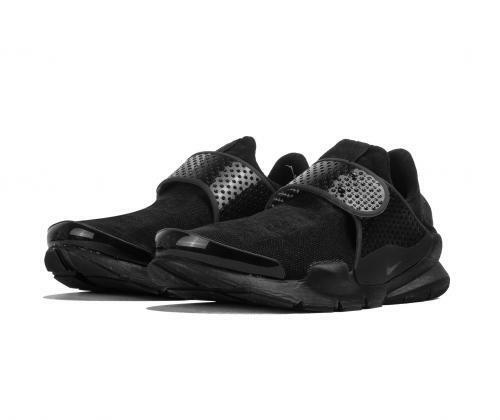 shoes Nike men - Sock Dart    SCONTATE  black - 819686