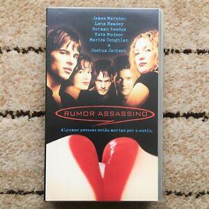 Movie VHS Tape - Gossip, 2000