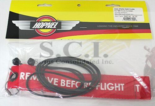 Socata TBM 700 850 900 TBM700 TBM850 TBM900 STATIC PORT PLUGS 14mm OC Daher