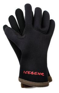 icebehr-Guante-de-neopreno-faroe-ice-3mm-titanium-neopren-Guantes-termicos-BEHR