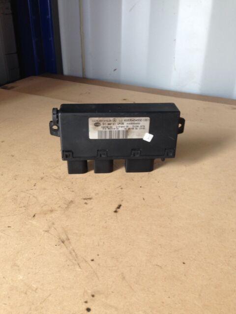 Mercedes Ml w163  Vacuum Control Module A 1635454932 Brake Vacuum Control