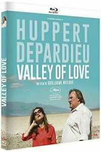 BLU-RAY-034-Valley-of-love-034-Huppert-Depardieu-NEUF-SOUS-BLISTER
