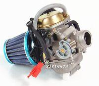 Carburetor Quanturm Zircon Helix Carbide Hammerhead Carter Talon 150cc Go Kart