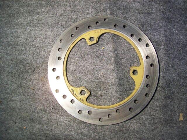 disque de frein avant Honda X8R-S
