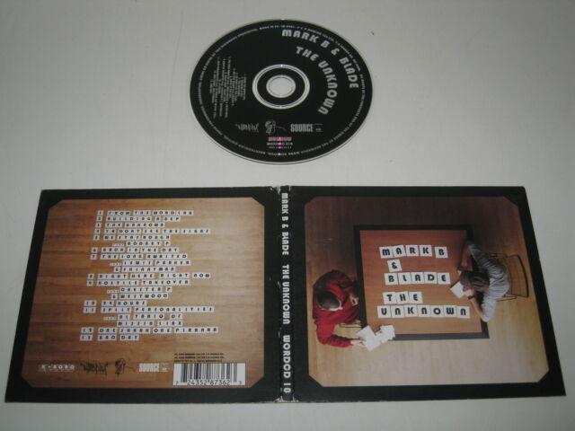 Mark B & Blade / the Unknown (Wordplay/Wordcd 10) CD Album