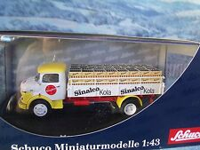 1:43  Schuco (Germany) Mercedes Benz L 322 Sinalco
