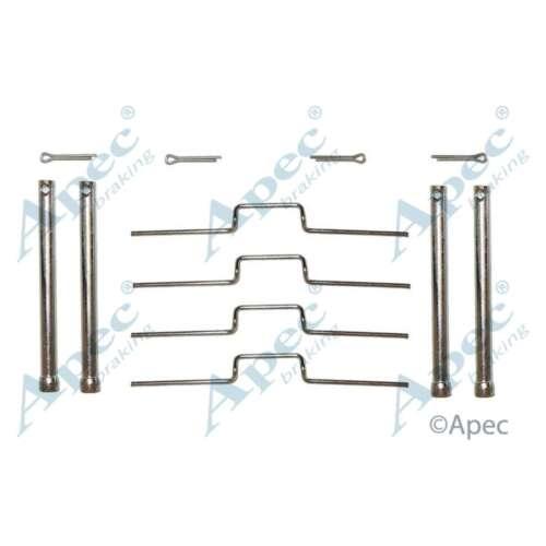 GENUINE OE QUALITY APEC Plaquettes Frein Avant Accessoire Kit de montage-KIT555