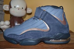 NEW NIKE AIR PENNY IV 4 MEN SZ 8.5 - 12 Copper Coin 864018-002 hardaway 1/2 cent