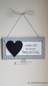 Grey-Mummy-And-Daddy-Pregnancy-Countdown-Plaque-Chalkboard-Maternity-Gift-Baby