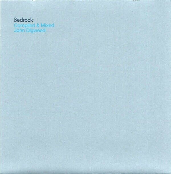 John Digweed: Bedrock, rock