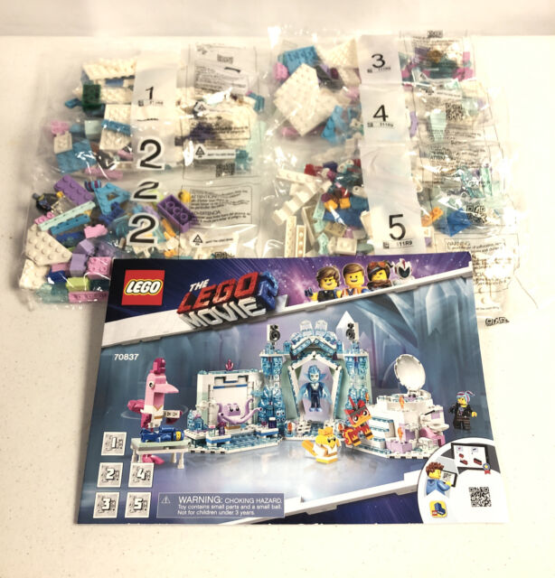 The Lego Movie 2: Shimmer & Shine Sparkle Spa! 70837 New Complete No Box