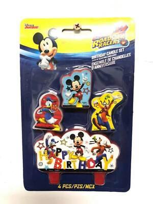 Mickey Mouse Anniversaire Pic Bougie Ensembles