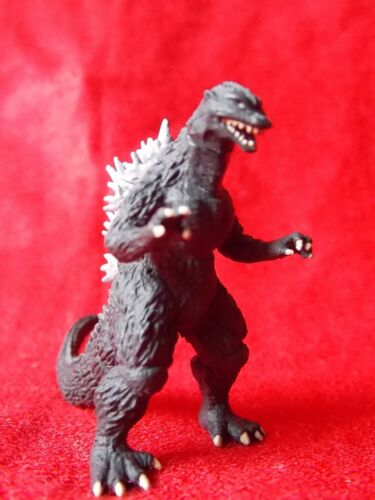 "GODZILLA Godzilla Chozukan PVC SOLID mini Figure H2/"" 5cm KAIJU MINT UK DESPATCH"
