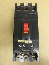 GE THFK THFK236F000 3 POLE 600V 125 AMP HI-BREAK CIRCUIT BREAKER THFK236125 FLAW