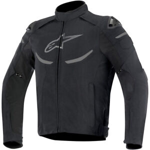 Alpinestars-Mens-Enforce-Drystar-Waterproof-Motor-Bike-Motorcycle-Jacket-Black