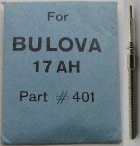Bulova 12EBA # 401 Stem