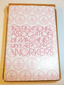 Deck-of-Playing-Cards-International-Association-of-MACHINISTS-AEROSPACE-Workers
