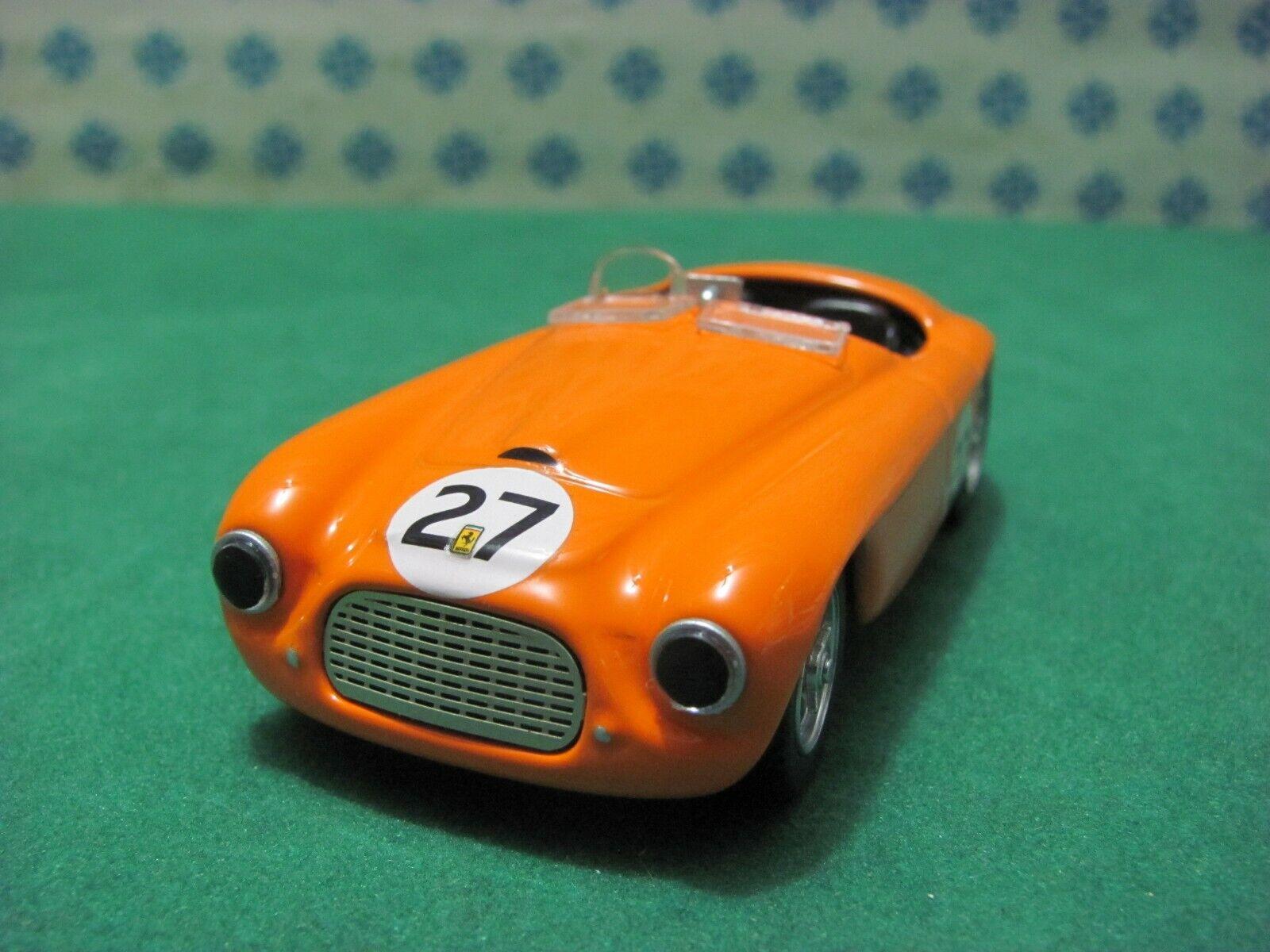 Ferrari 166 mm 2000cc. Barchetta Barchetta Zandvoort 1950 - 1 43 Art Model 323 L.E MIB