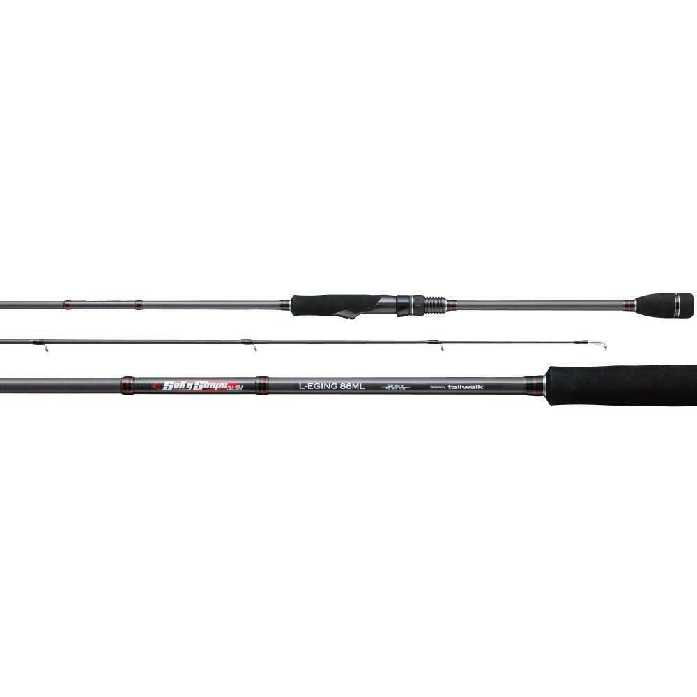 Tailwalk SALTYSHAPE DASH L-Eging 83ML Spinning Rod for Eging Squid Jig