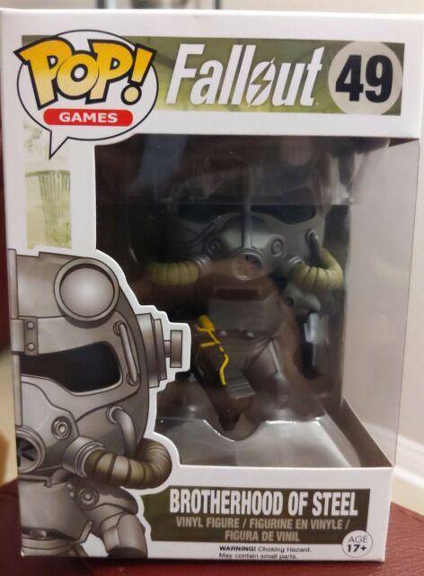 Funko Pop! Fallout Brotherhood of Steel  #49