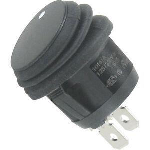 100-St-WIPPTASTER-rund-23-mm-EIN-AUS-250VAC-10-4-A-IP65-hochwert-Industrieware