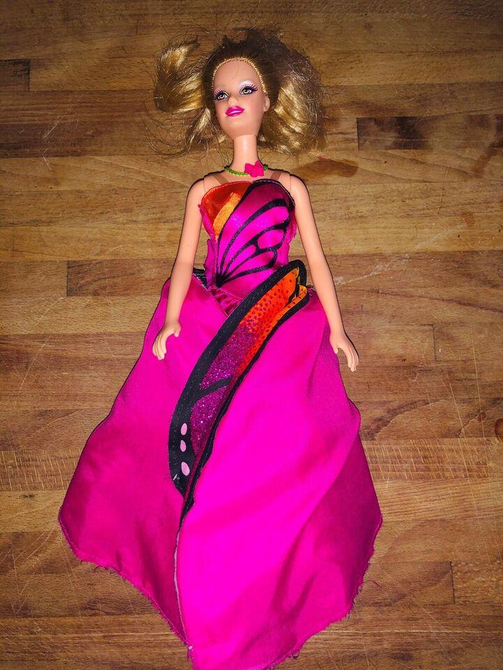 Barbie, Somerfugle Barbie dukke