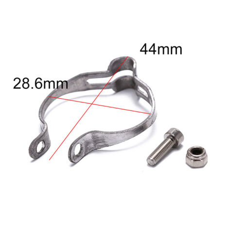 1pc bicycle brake cable clamp disc brake cable pipe line clamp organizer H/&P