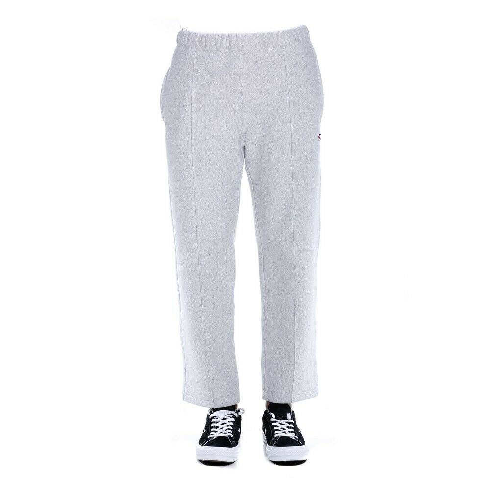 Champion RW Straight Hem Pants Pantalone men 212585 EM004 LOXGM