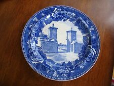 WEDGWOOD OLD CITY GATEWAY ST. AUGUSTINE FL. COLLECTOR PLATE FREE U.S. SHIPPING