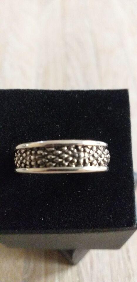 Ring, sølv, Georg Jensen