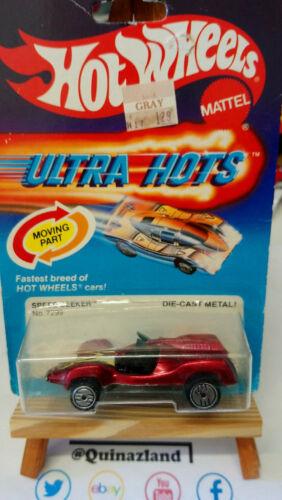 Hot Wheels Ultra Hots Speed Speeker CP31