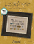 Lizzie-Kate-COUNTED-CROSS-STITCH-PATTERNS-You-Choose-from-Variety-WORDS-PHRASES thumbnail 80