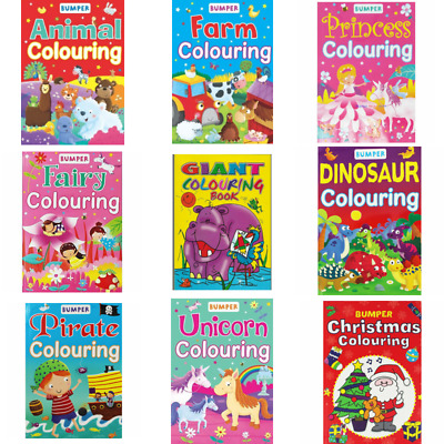 From 5 Years GALT Toys Childrens A4 Tracing /& Colouring Book With 12 Pictures