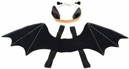 Meri Meri Halloween Bat Wings And Headdress