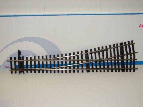 Lenz Spur 0 45031-01 Handweiche links neu   Neuware