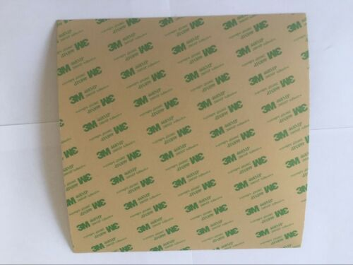 New 0.5mm PEI Square Build Surface Super Sticker Sheet for 3D Printer Hot Bed
