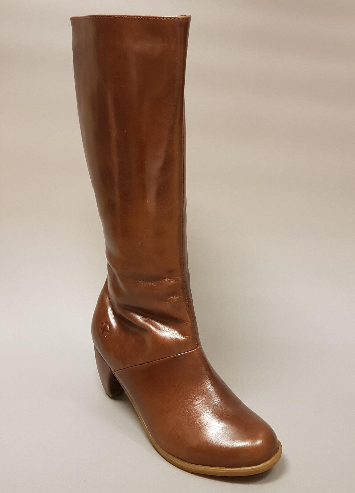 Dr. Martens Vanna Dark braun Palatino 12938200 Stiefel Damen Leder braun Gr. 37