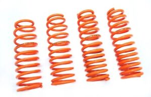 Godspeed Traction-S Lowering Springs For MITSUBISHI LANCER EVO 8//9 03-07 CT9A