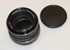 Rollei Rolleiflex Zeiss Sonnar 85/2.8 HFT M42 Mount Germany Pentax K Sigma SDQ