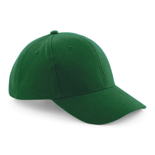 GREEN BLACK BLUE GREY BEIGE WHITE or RED Brushed Cotton Drill Baseball Cap Hat