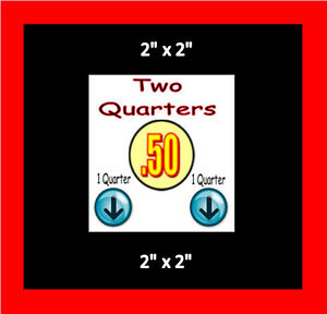 8-50-cent-Vending-Label-Price-Stickers-Candy-Gumball
