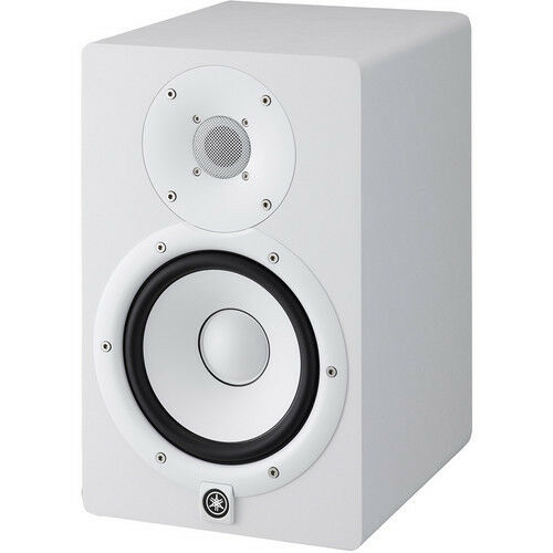 Yamaha HS7 Powered Studio Monitor (Single, White)