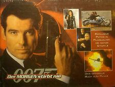 007 DER DOMANI NON MUORE MAI - das ufficiale libro ad un film