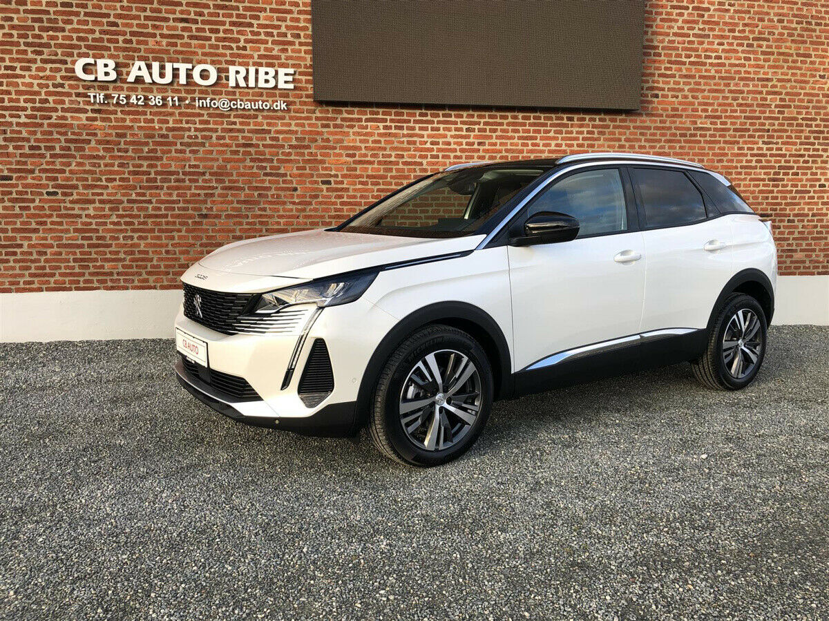 Peugeot 3008 1,5 BlueHDi First Selection EAT8 5d